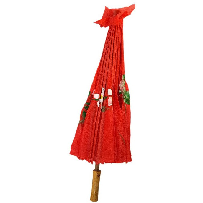 Kaku Fancy Dresses Japanese Umbrella For Kids,Boys & Girls