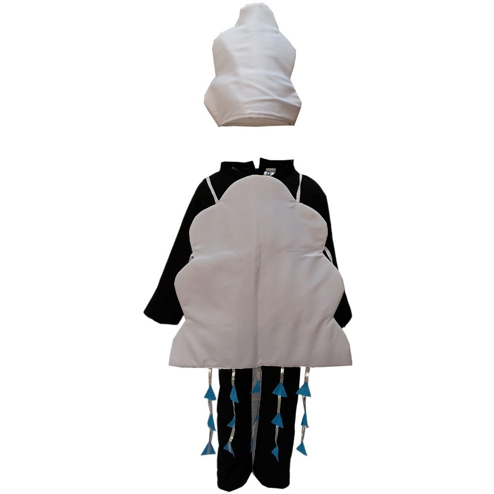 KFD Cloud fancy dress for kids,Nature Costume for Annual function/Theme Party/Competition/Stage Shows Dress