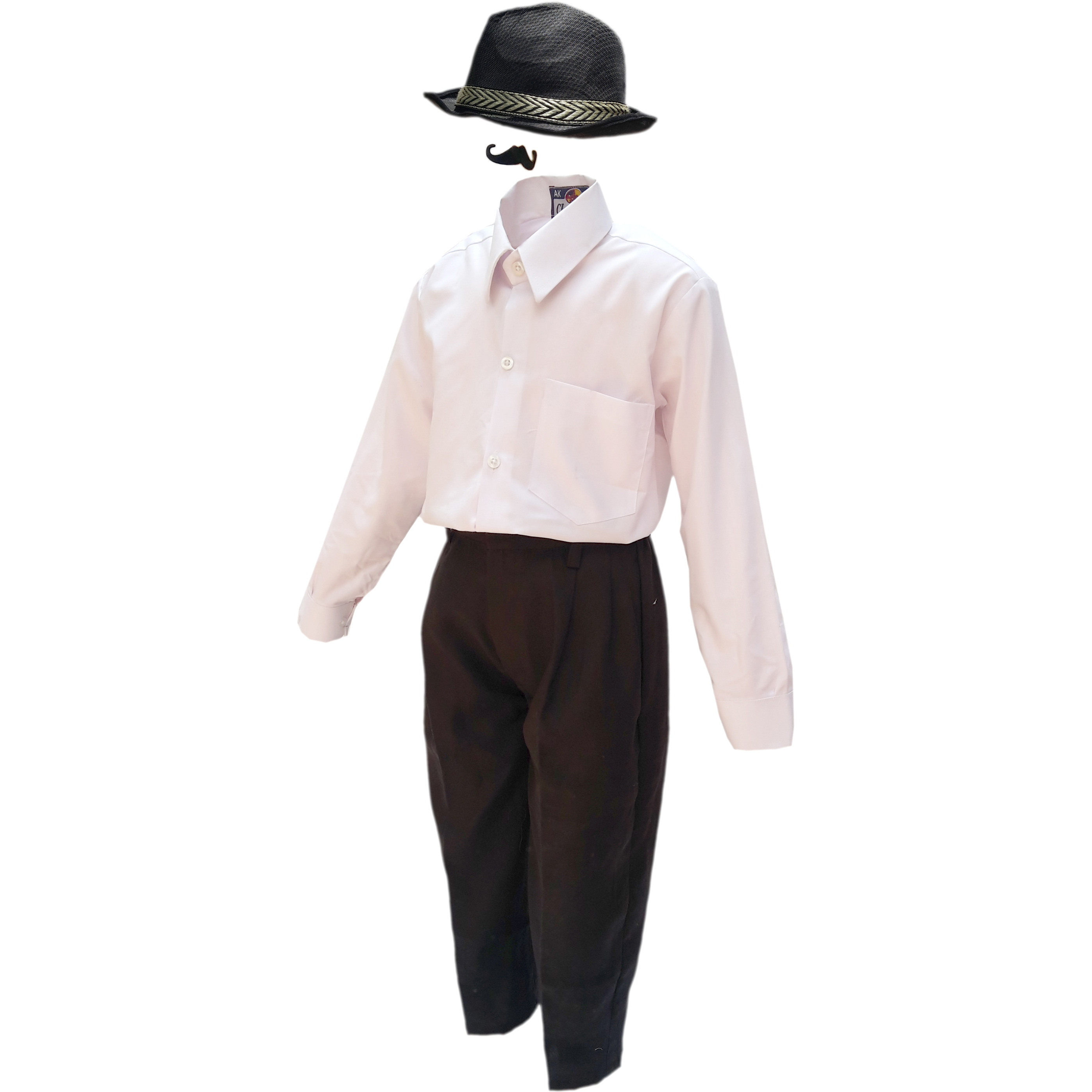 KFD Bhagat Singh fancy dress for kids,National Hero/freedom figter Costume for Independence Day/Republic Day/Annual function/Theme party/Competition/Stage Shows Dress