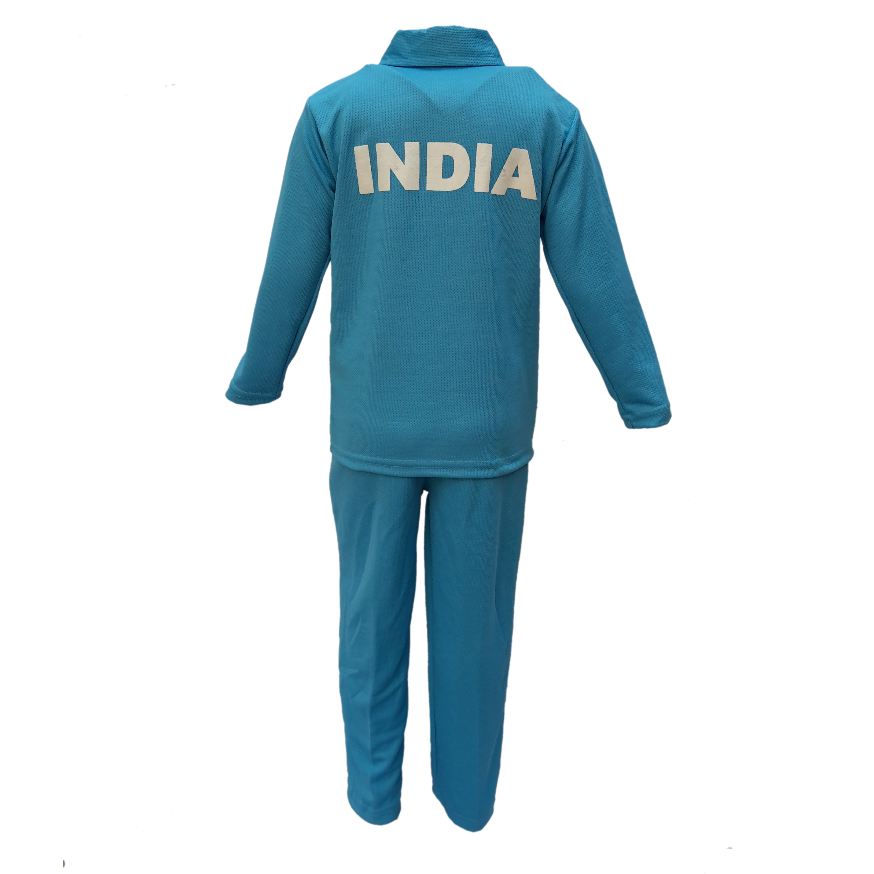 KFD India Cricket Team fancy dress for kids,National Hero Costume for Independence Day/Republic Day/Annual function/Theme Party/Competition/Stage Shows Dress