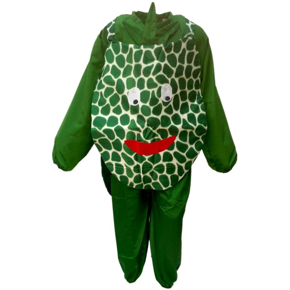 KFD Pineapple fancy dress for kids,Fruits Costume for School Annual function/Theme Party/Competition/Stage Shows Dress