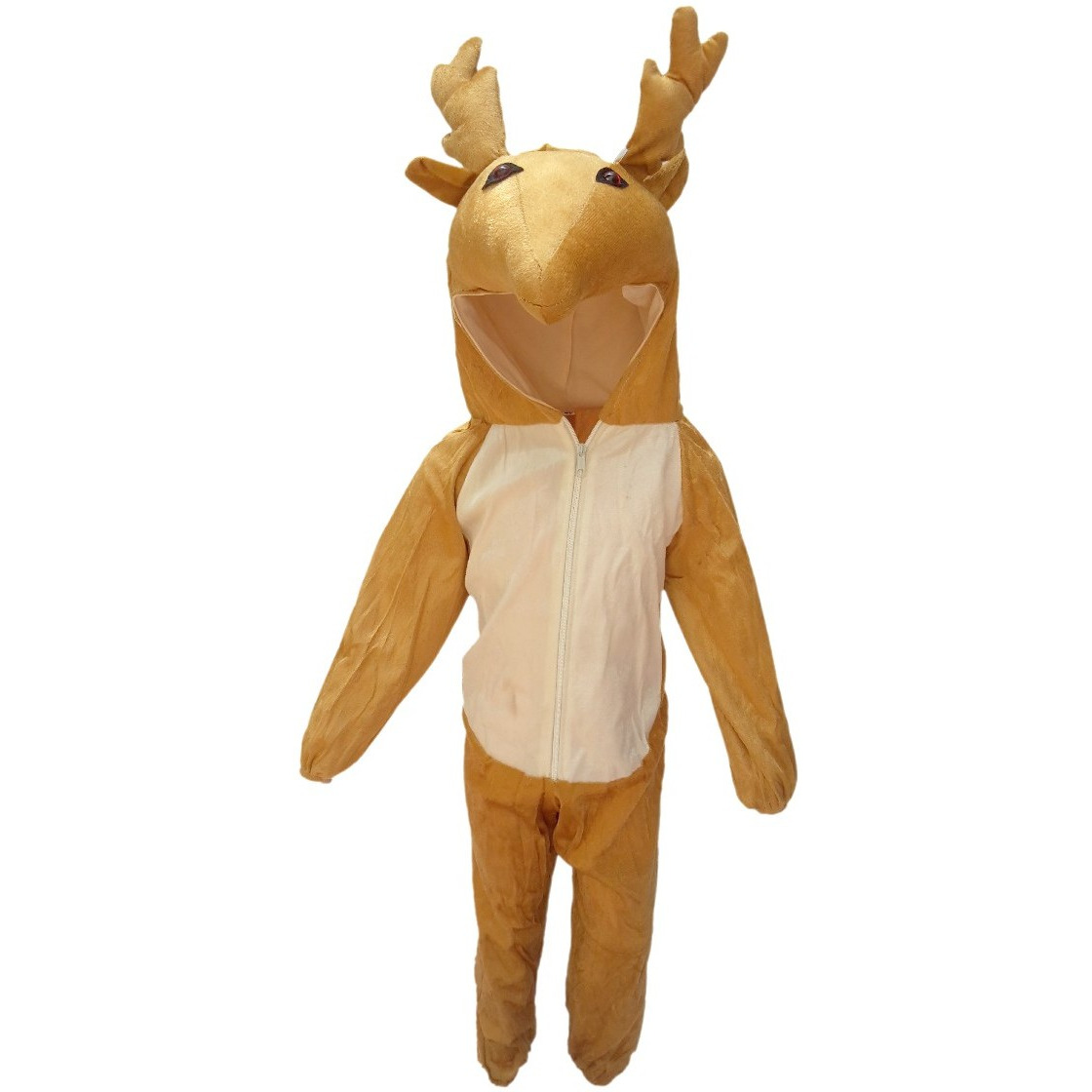 KFD Deer fancy dress for kids,Wild Animal Costume for School Annual function/Theme Party/Competition/Stage Shows  Dress
