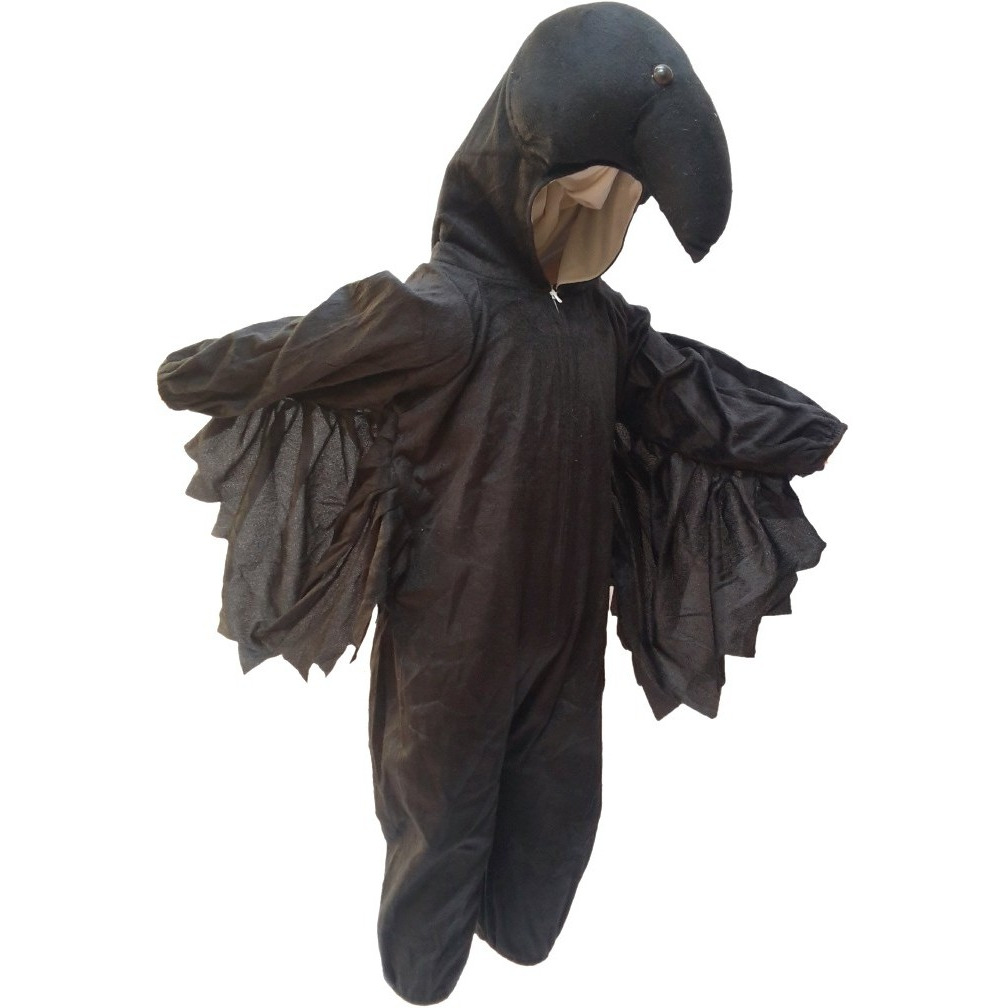 KFD Crow fancy dress for kids,Bird Costume for School Annual function/Theme Party/Competition/Stage Shows Dress