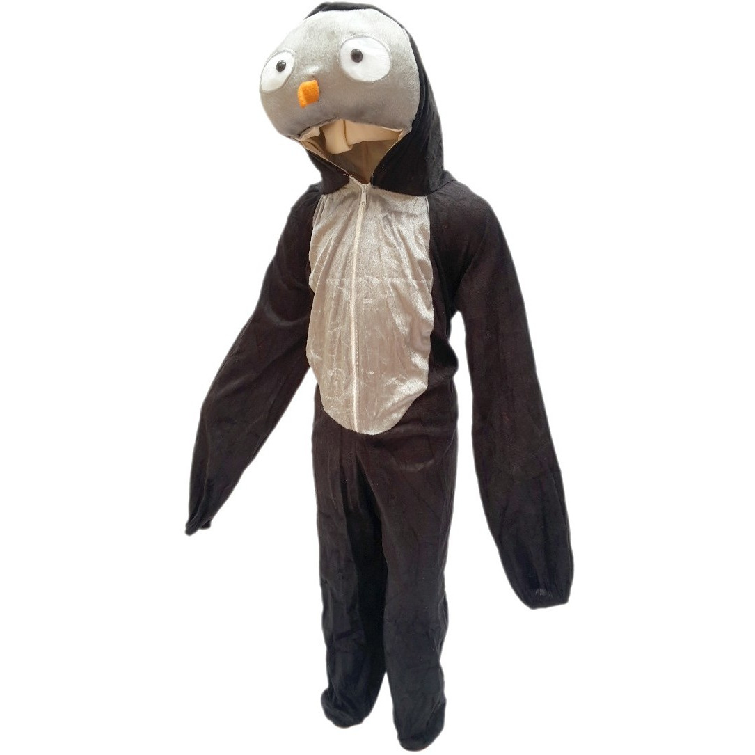 KFD Owl fancy dress for kids,Bird Costume for School Annual function/Theme Party/Competition/Stage Shows Dress