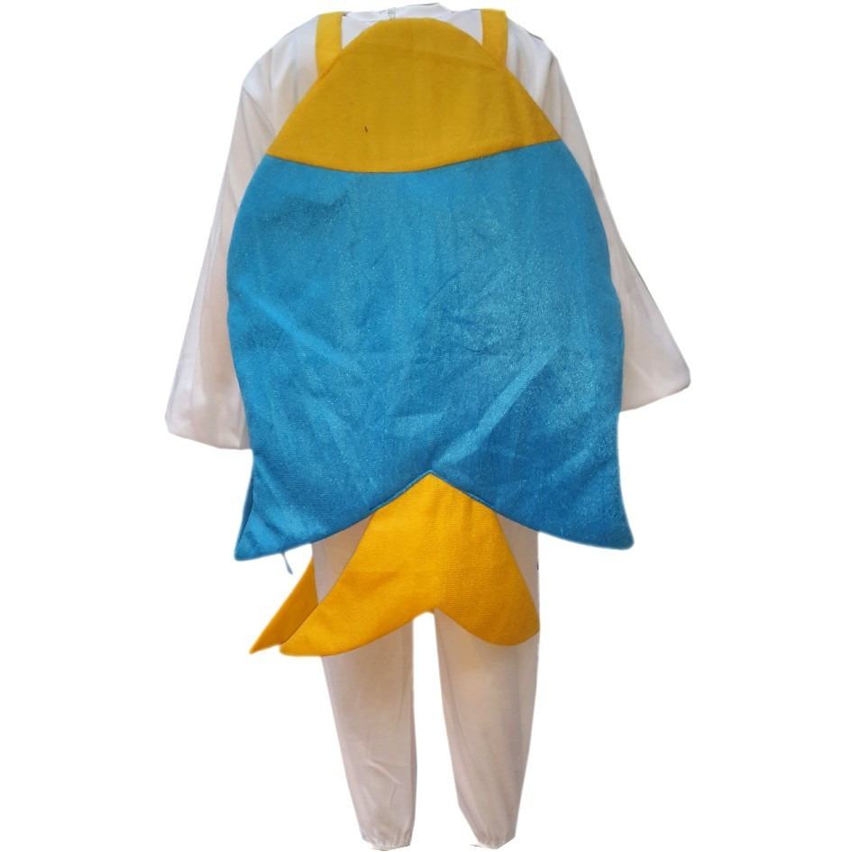 KFD Dori Fish fancy dress for kids,Insect Costume for School Annual function/Theme Party/Competition/Stage Shows Dress