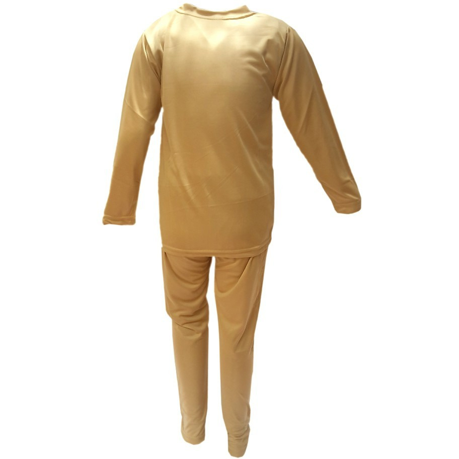 KFD Track Suite Skin Color fancy dress for kids,Costume for School Annual function/Theme Party/Competition/Stage Shows/Birthday Party Dress
