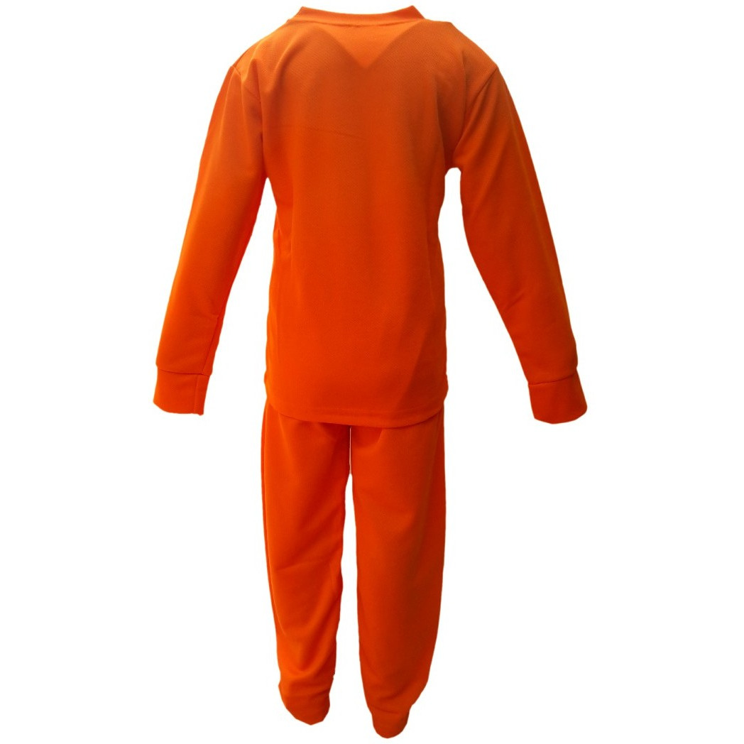 KFD Track Suite Orange Color fancy dress for kids,Costume for School Annual function/Theme Party/Competition/Stage Shows/Birthday Party Dress
