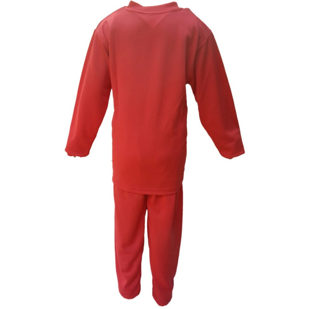 KFD Track Suite Red Color fancy dress for kids,Costume for School Annual function/Theme Party/Competition/Stage Shows/Birthday Party Dress