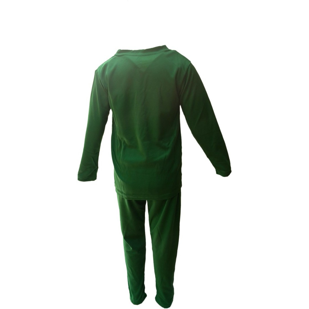 KFD Track Suite Green Color fancy dress for kids,Costume for School Annual function/Theme Party/Competition/Stage Shows/Birthday Party Dress