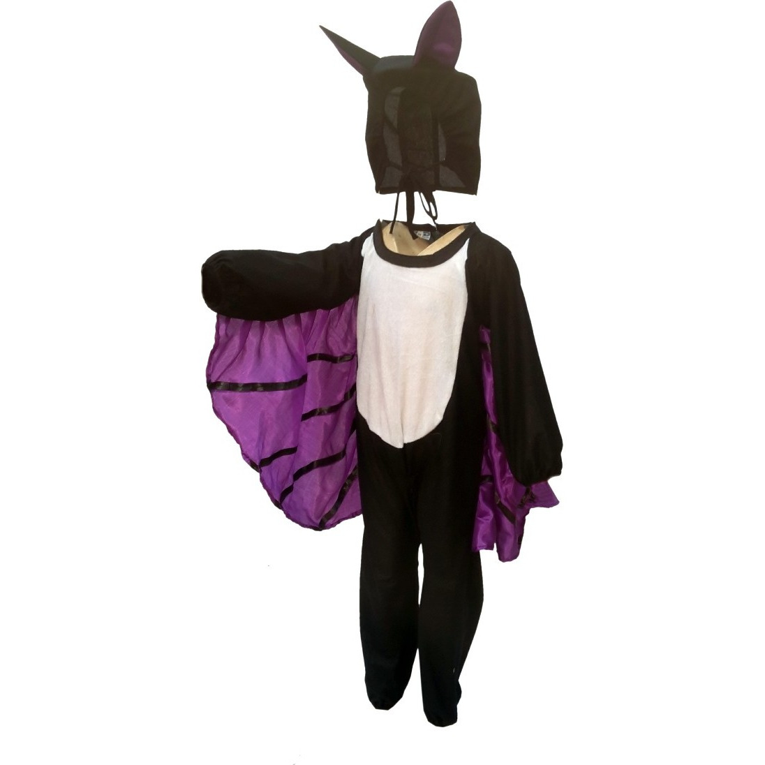 KFD Bat fancy dress for kids,Bird Costume for School Annual function/Theme Party/Competition/Stage Shows Dress