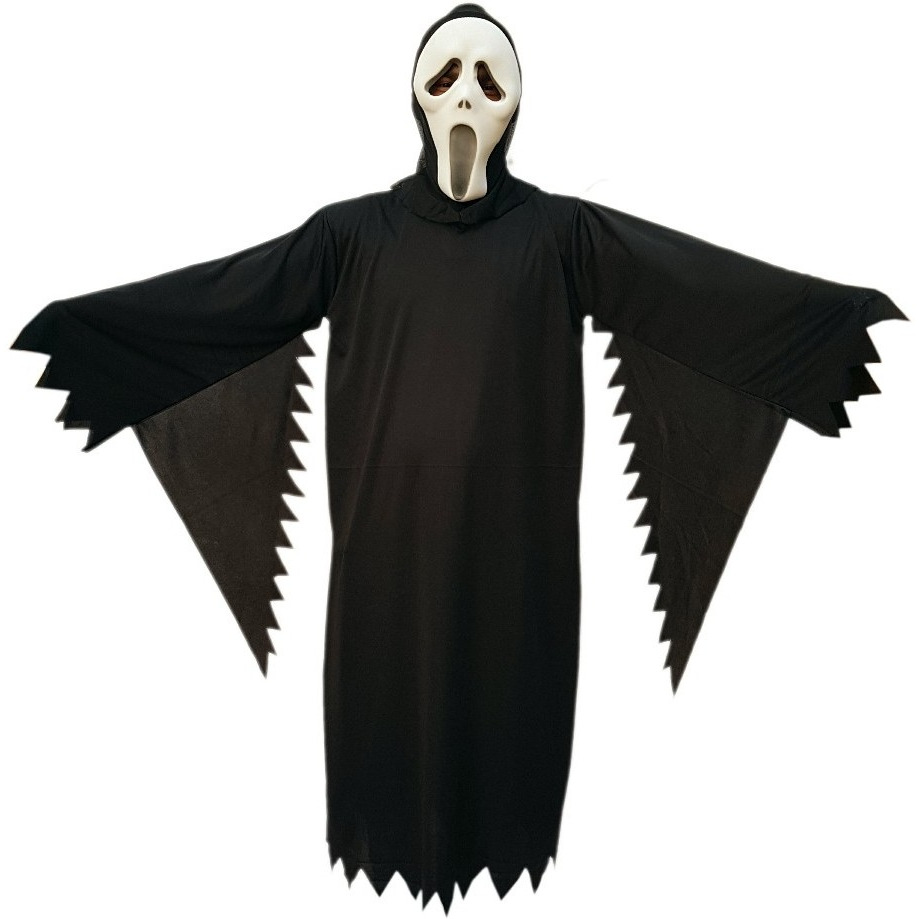 KFD ghost fancy dress for kids,Halloween Costume for School Annual function/Theme Party/Competition/Stage Shows/Birthday Party Dress
