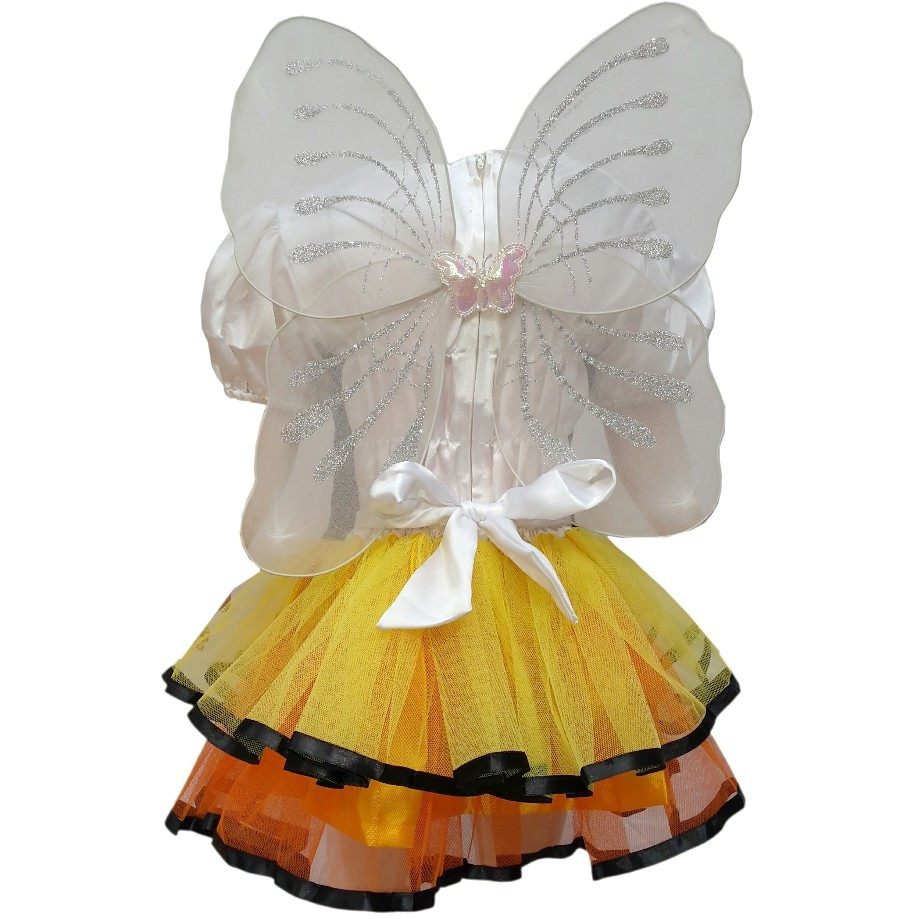 KFD Butterfly Fancy dress for kids,Insect Costume for School Annual function/Theme Party/Competition/Stage Shows Dress