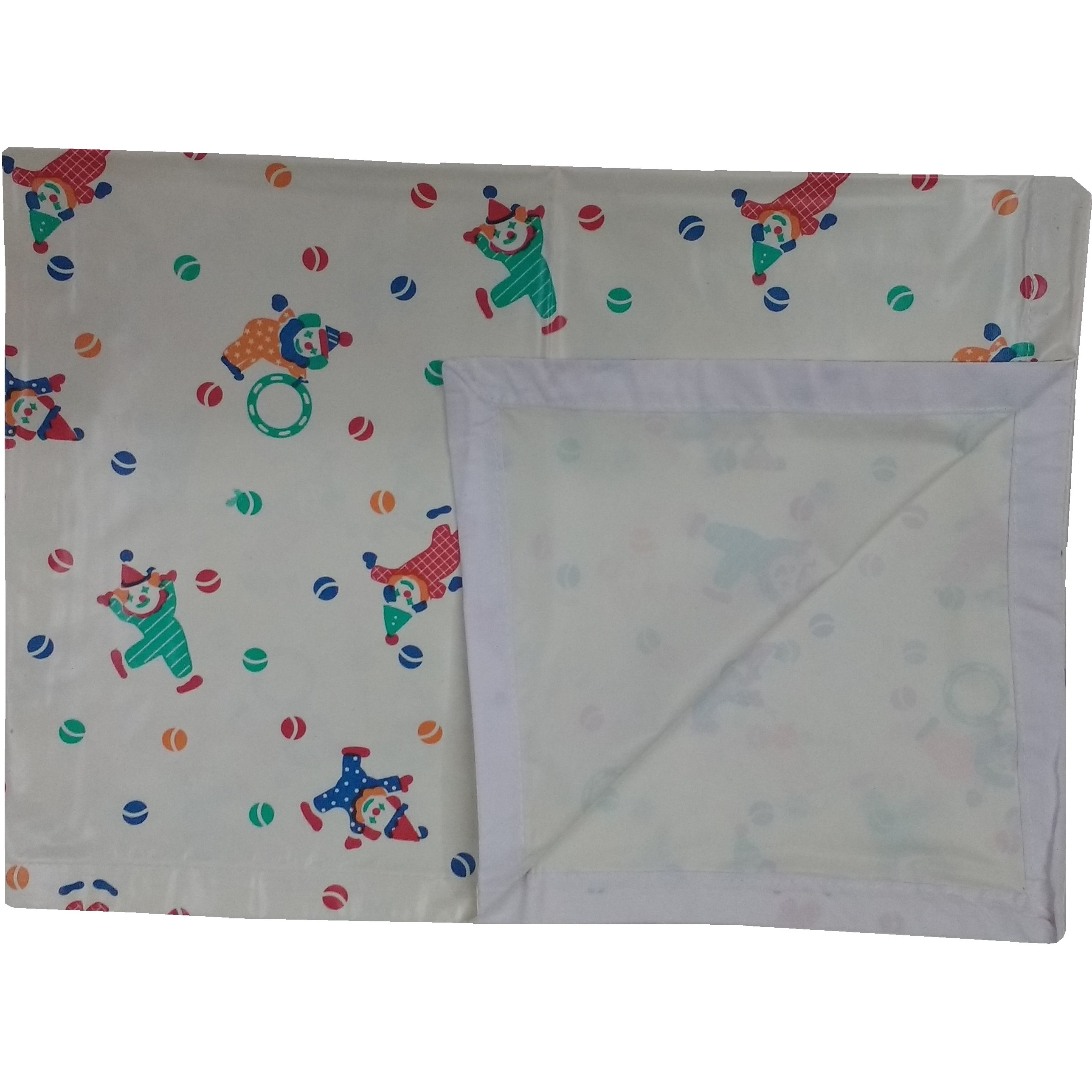 Love Baby Soft Bed Sheet Plastic - 713 E Combo 3