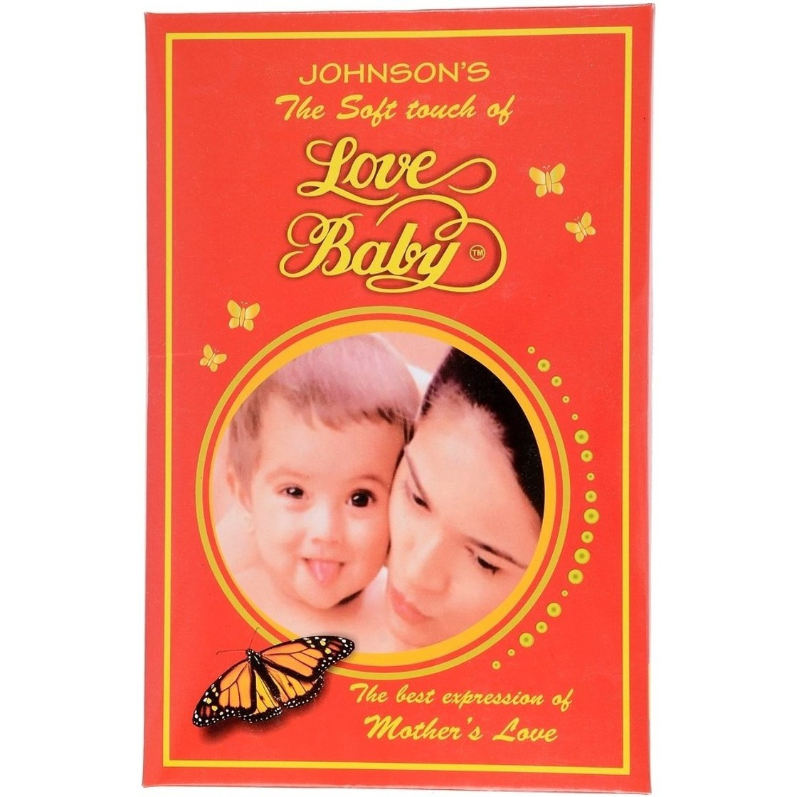 Love Baby Gift Set - Butterfly Peach