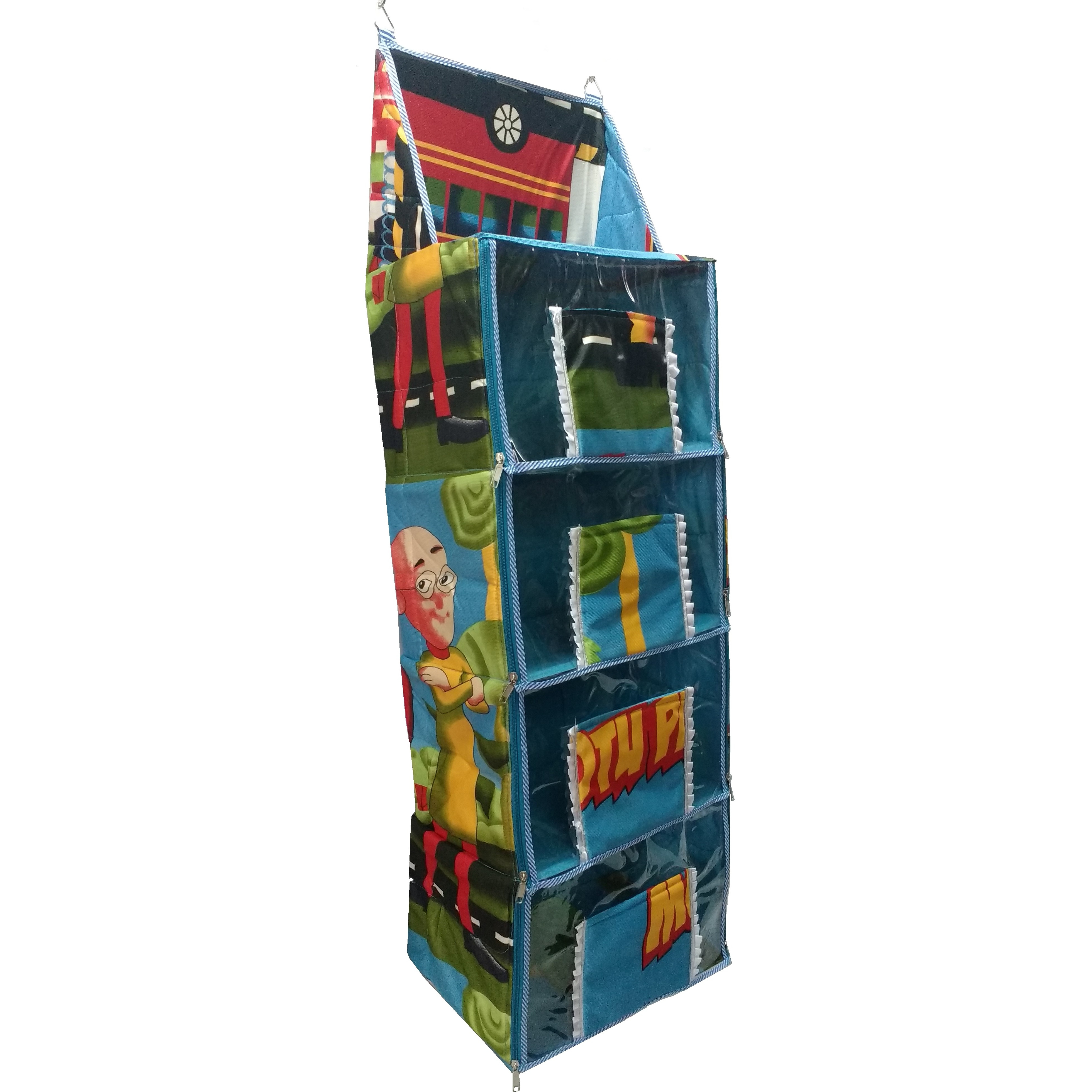 Love Baby Collapsible Cupboard 4 Step - DKBC07 Blue
