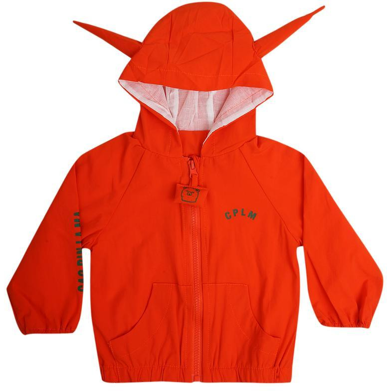 Superfie Jacket Style Zipper Hoodie For Kids (Size:2 Yr)