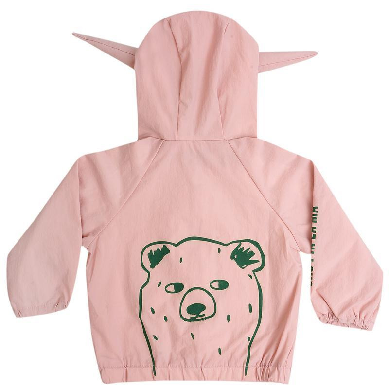 Superfie Jacket Style Zipper Hoodie For Kids (Size:1 Yr)
