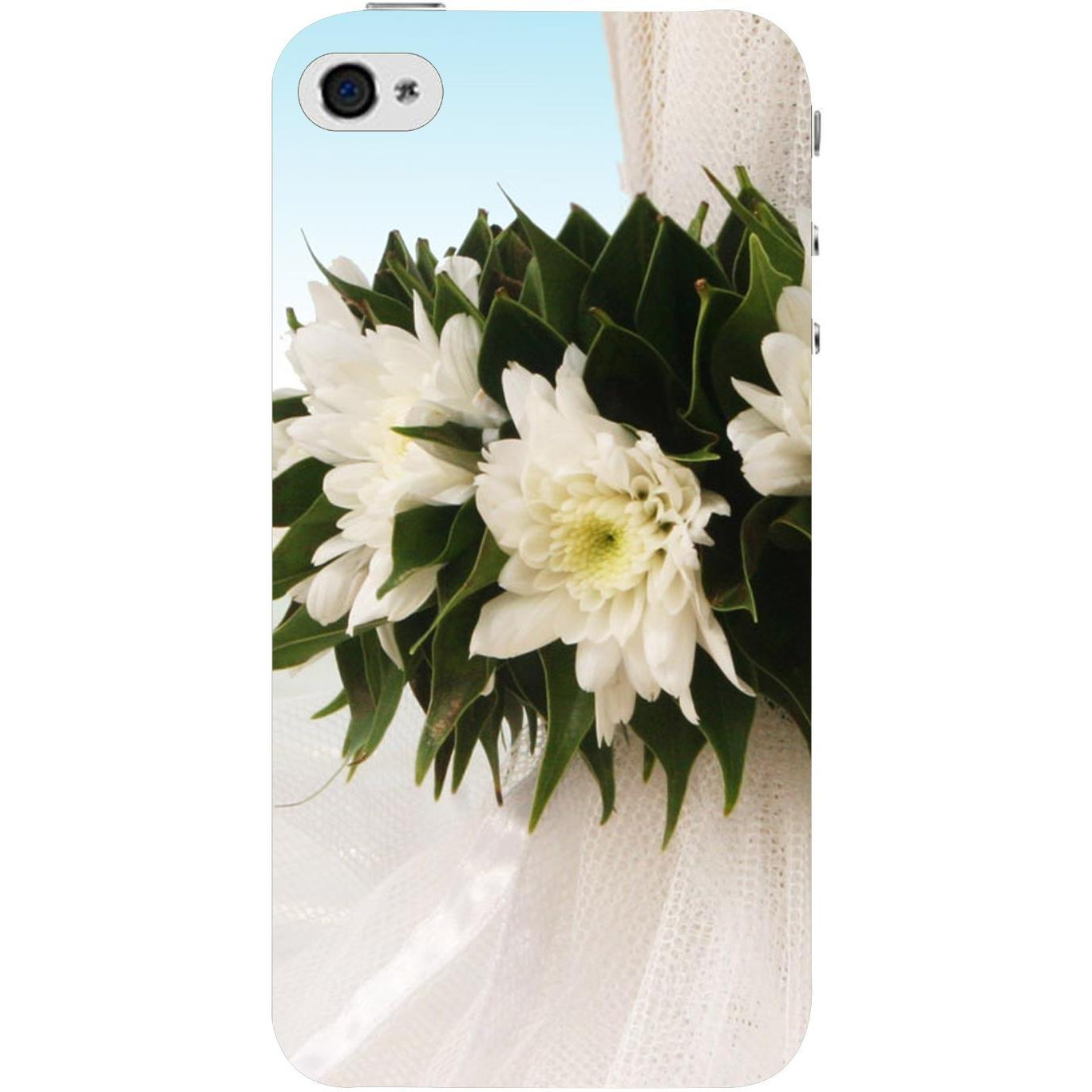 High Quality Printed Designer Back Cover Compatible For Apple iPhone 4s