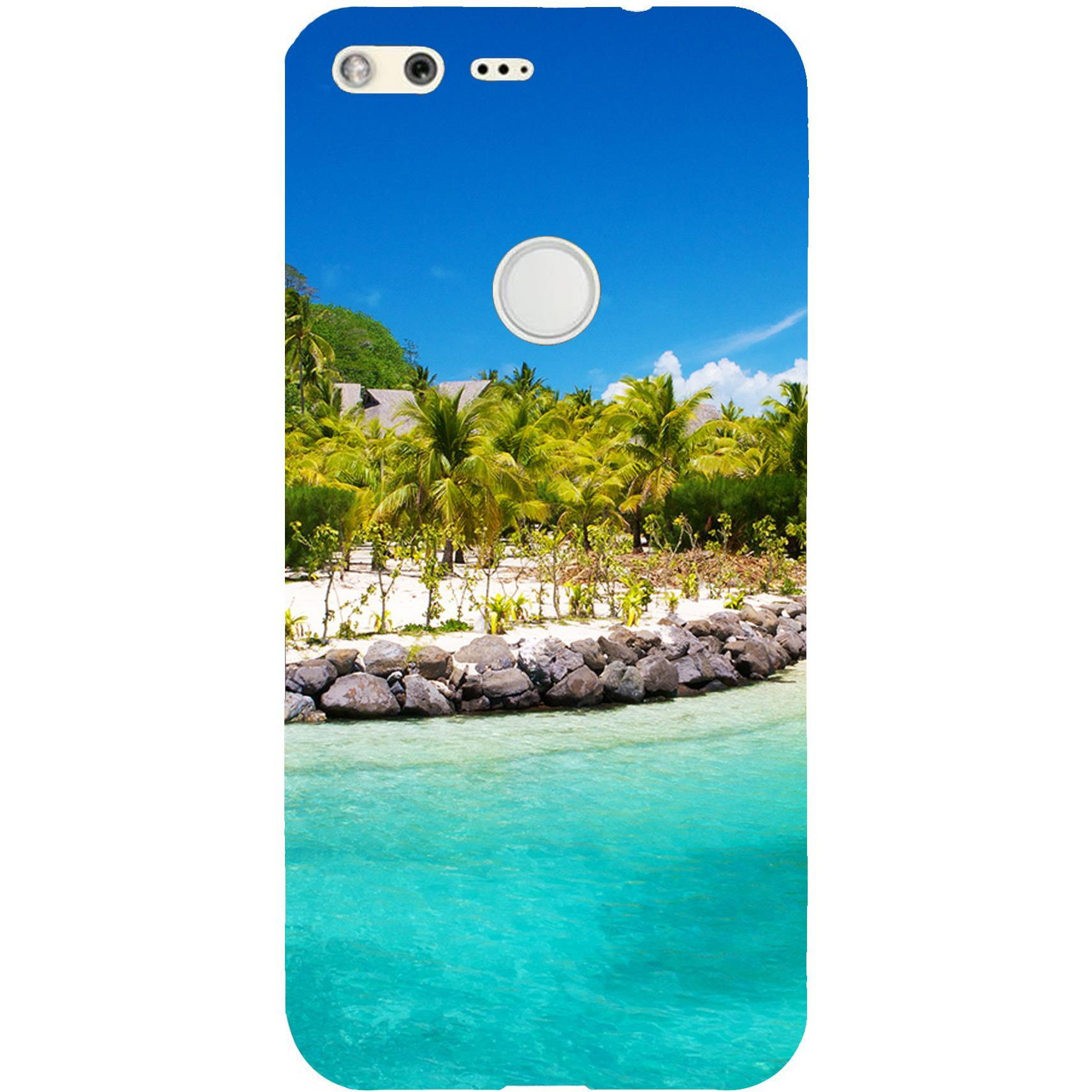 High Quality Printed Designer Back Cover Compatible For Google Pixel