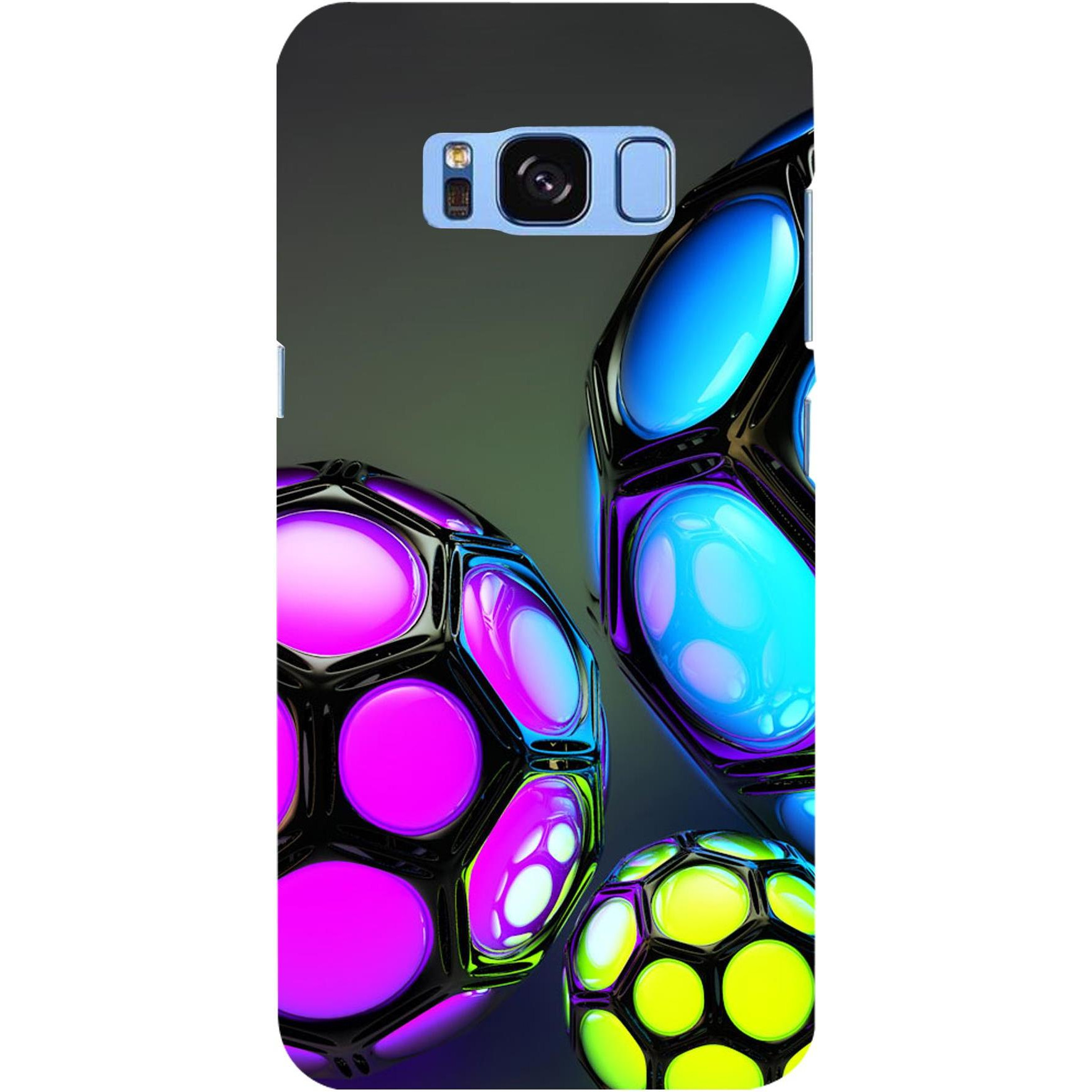 High Quality Printed Designer Back Cover Compatible For Samsung Galaxy S8 Plus