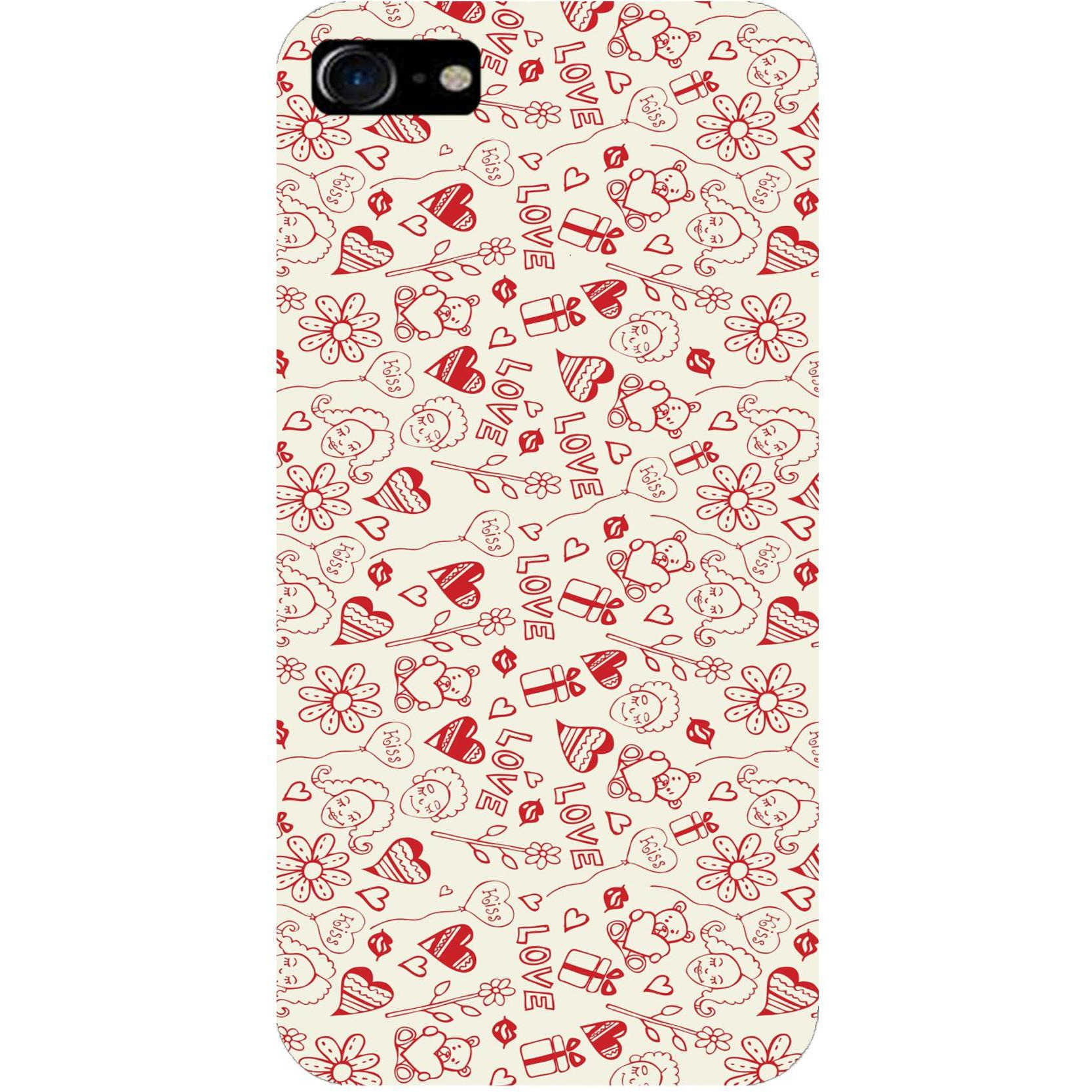 High Quality Printed Designer Back Cover Compatible For Apple iPhone 7
