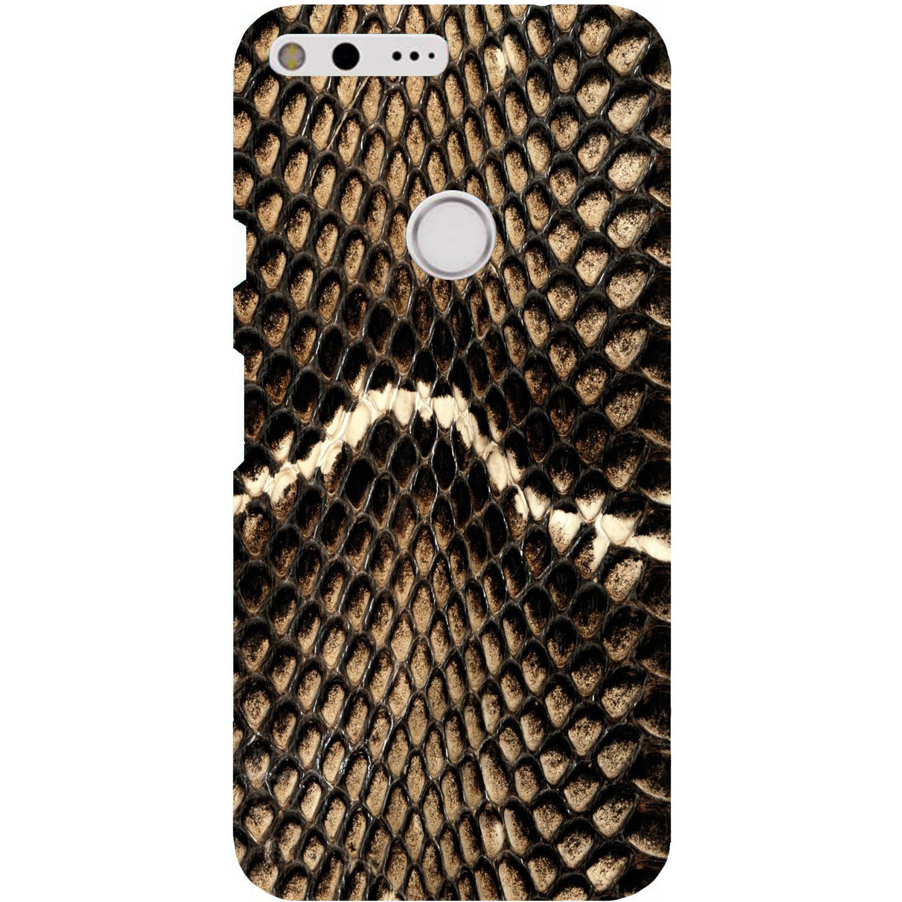 High Quality Printed Designer Back Cover Compatible For Google Pixel XL