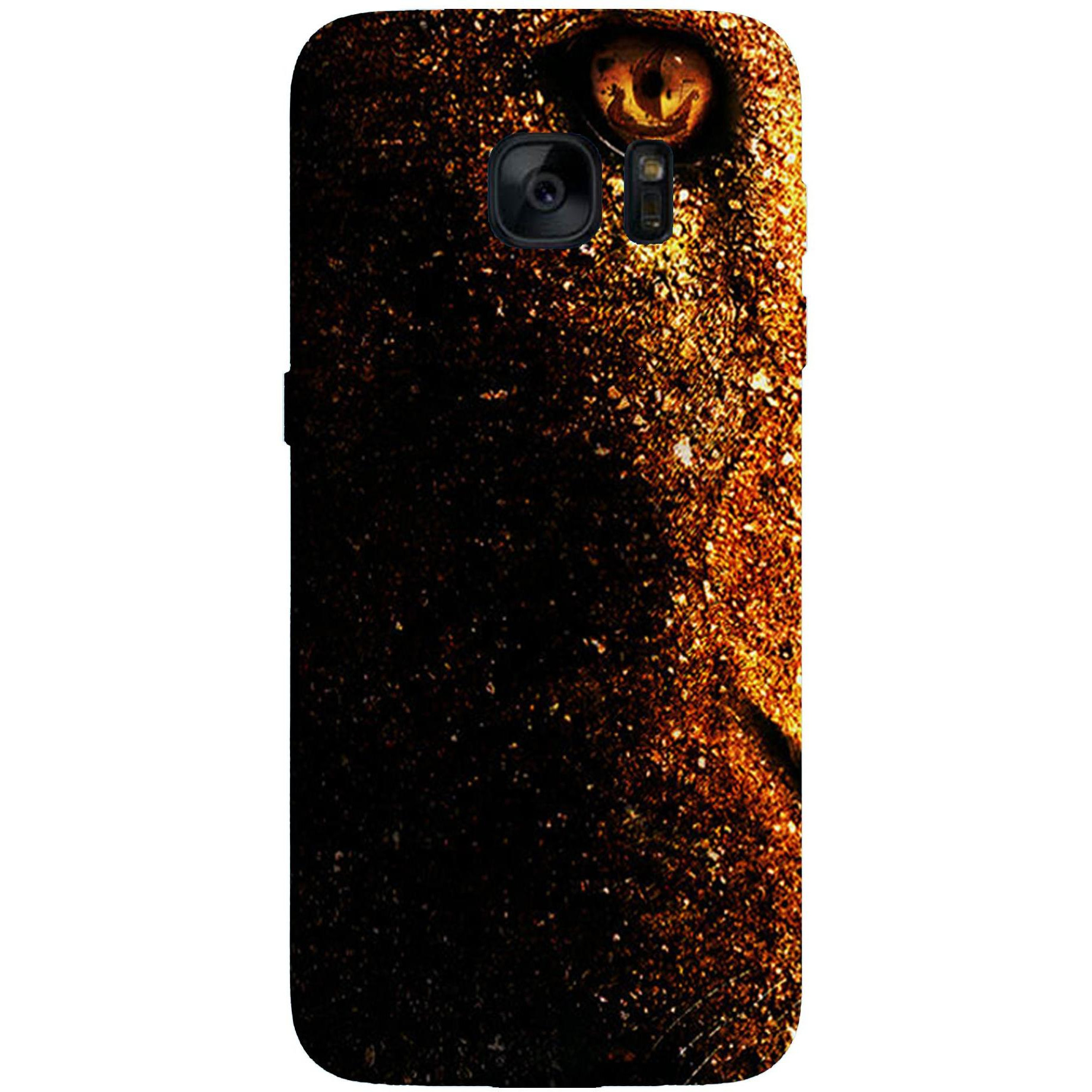 High Quality Printed Designer Back Cover Compatible For Samsung Galaxy S7 Edge