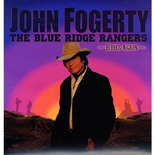 Vinyl:The Blue Ridge Rangers Rides a