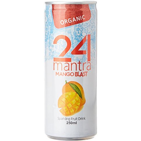 24 Mantra Mango Blast, 250ml