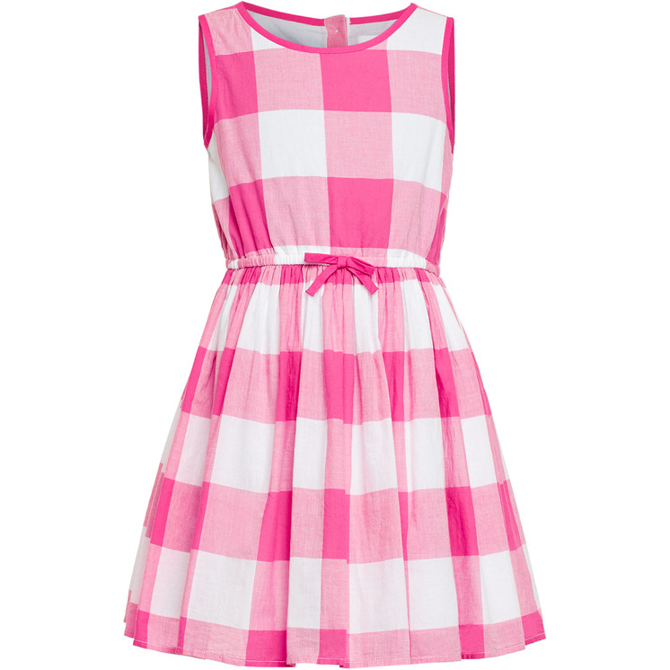 The Cranberry Club YD Pinkcheck Dress (Size:2 - 3 YEARS)