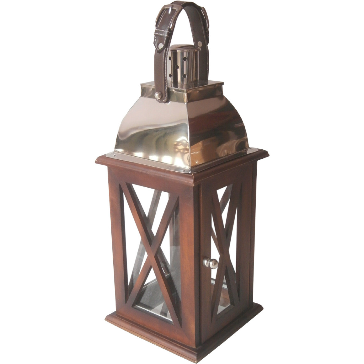 Golmaalshop Metal Top Lantern