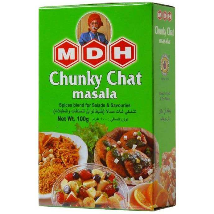 MDH Chunky Chat Masala - 100 gm
