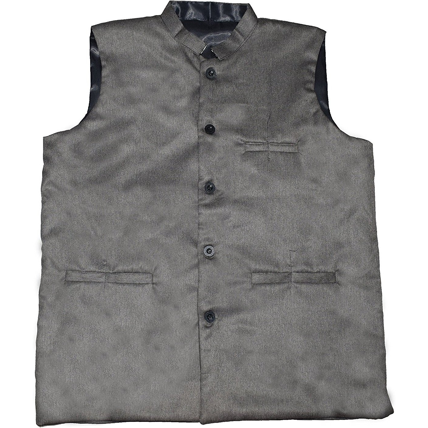 Men's Cotton Blend Jacket Festive Nehru Jacket Waistcoat