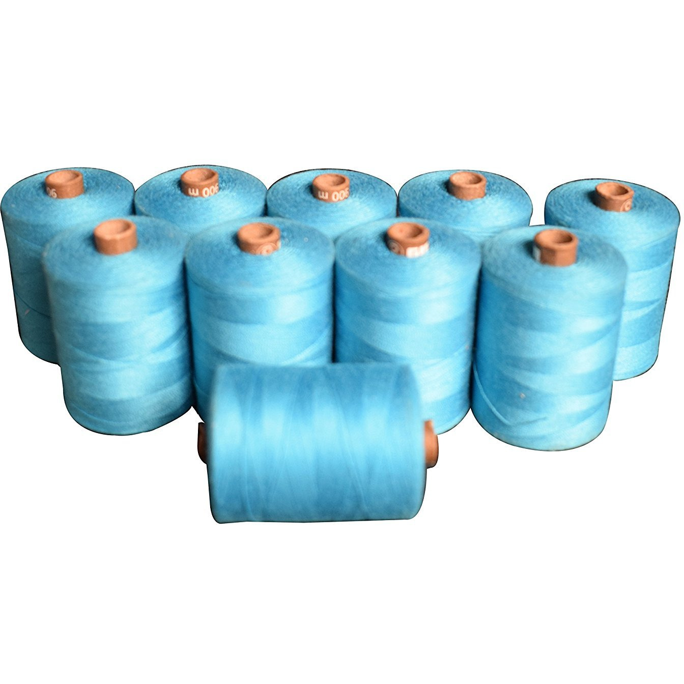 Winmaarc Polyester Thread Sets - 900 Yard Spools Connecting Threads Set of 10
