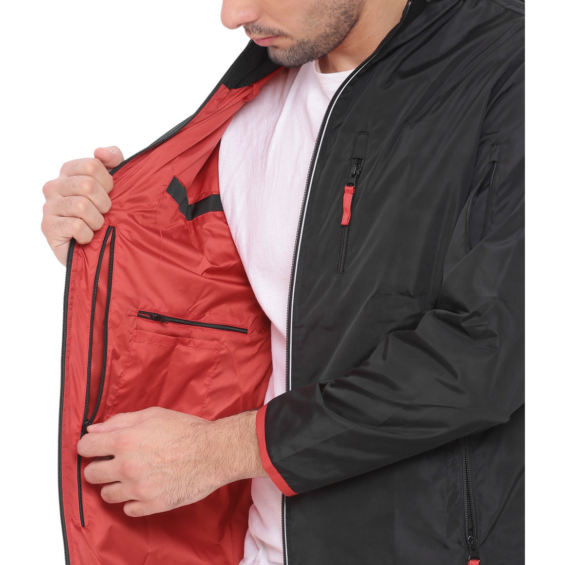VERSATYL - World's 1st Multi-Utility Stylish Travel Jacket with 18 pockets and 29 features for Men and Women - L