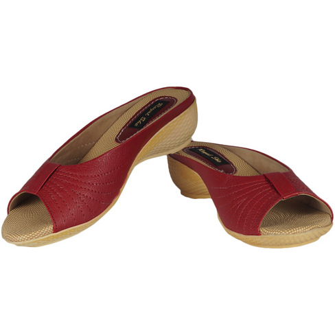 Style Buy Style Casual Cherry Peep Toes Shoes For Women