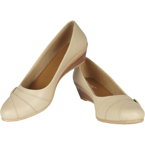 Style Buy Style Cream Low Heel Bellies For Women