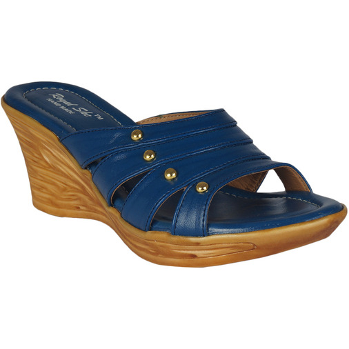Style Buy Style Blue Wedges Shoes For Women