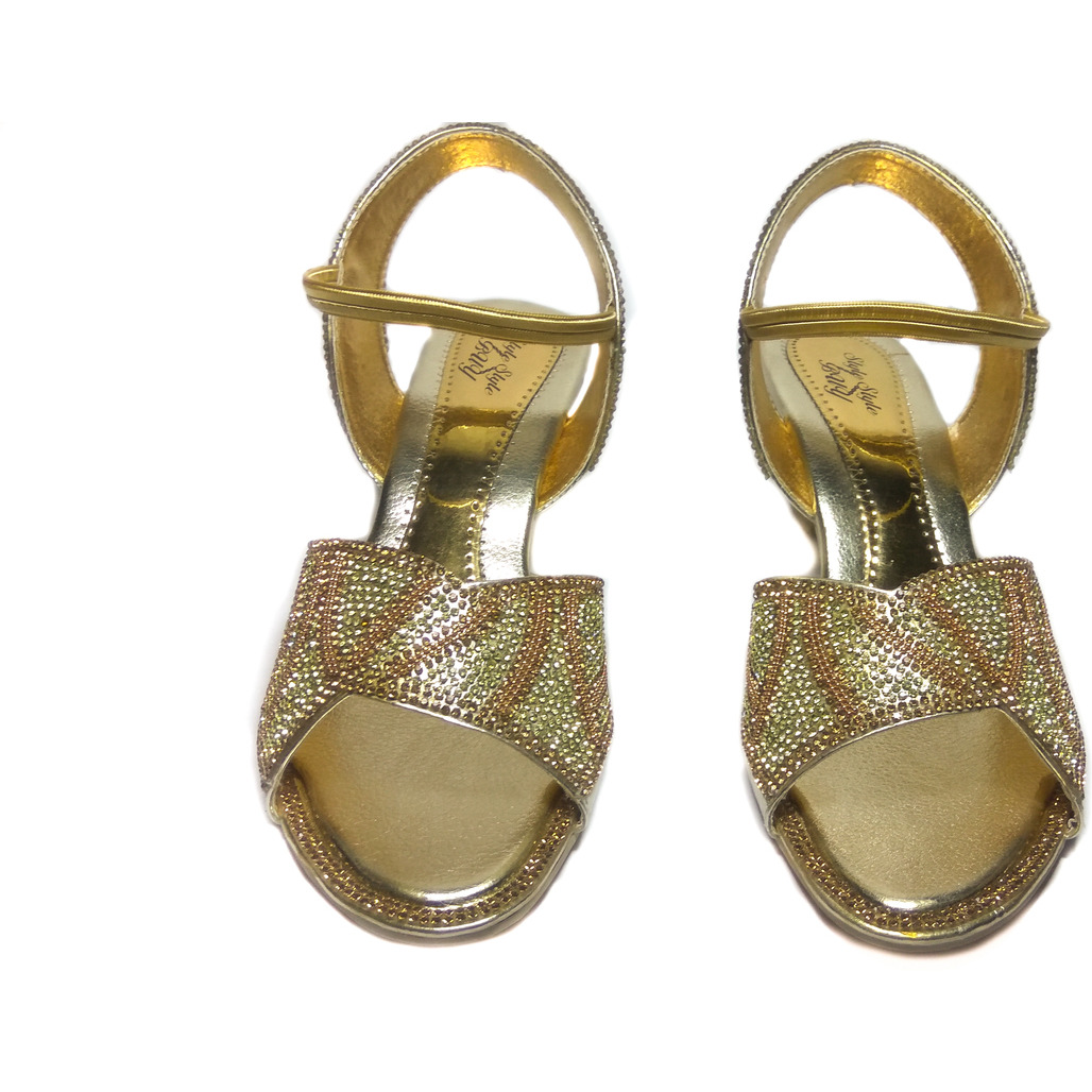 Style Buy Style Gold Wedding Casual Fashionable Sandal For WomenS