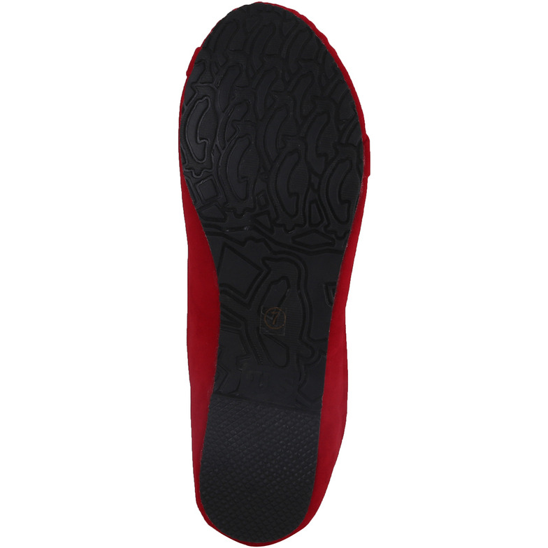 Style Buy Style Red Flat Bellies For Women