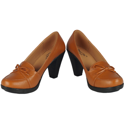 Style Buy Style Tan High Heel Bellies For Women