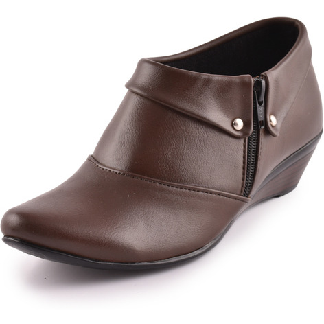 Style Buy Style Brown Ankel Shoes For Women