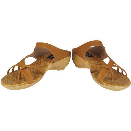Style Buy Style Tan Casual Casual Fashionable Sandal For WomenS