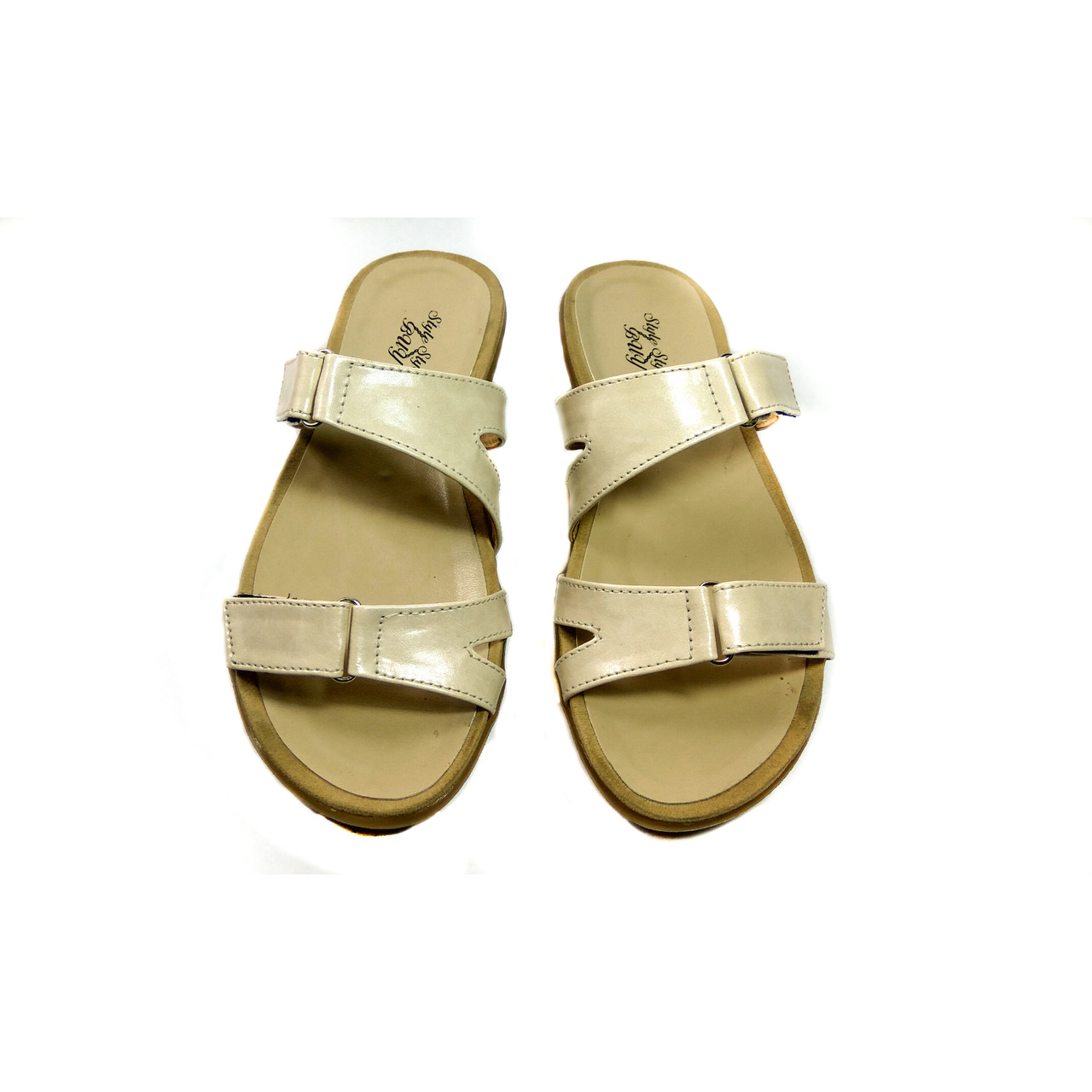 Style Buy Style Cream  Casual Fashionable Sandal For Women