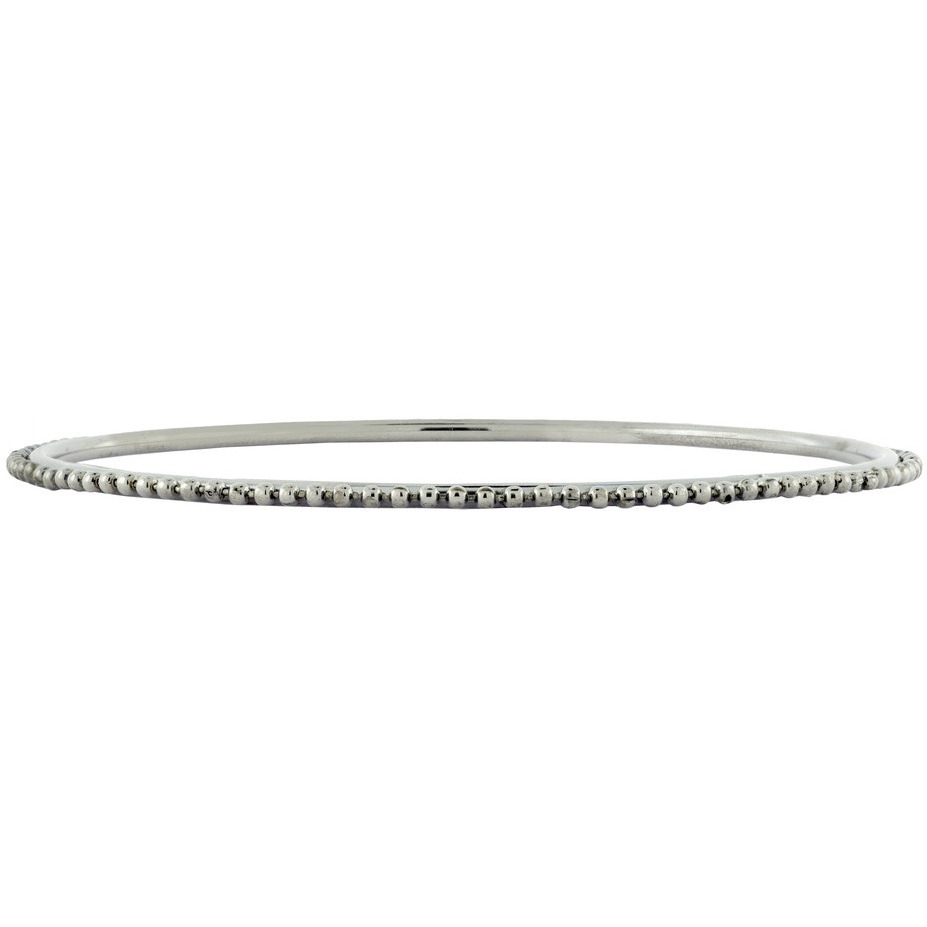 Zivom Slim Traditional Silver Plated Bangle Kada Set Of 12 For Girls Women
