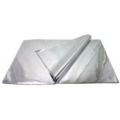 Aluminium Foil Food Wrap Cut Sheets Instutional Pack 6000 Sheets