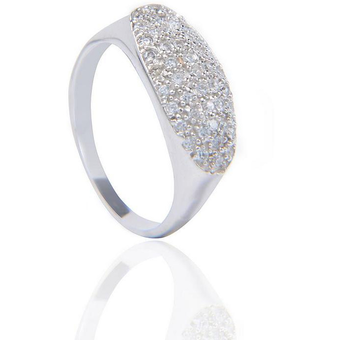 Magnificeant  Silver Plated Casual Ring