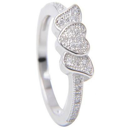Pretty Butterfly 925 Sterling Silver Casual  Ring For Womens