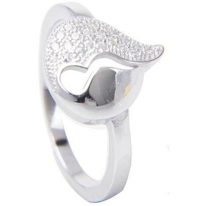 Silver Plated Mesmerizing Casual Ring