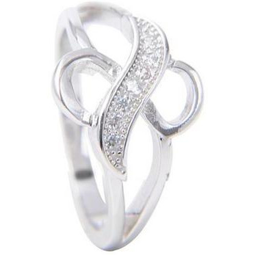 Casual 925 Sterling Silver Ring
